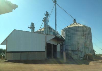 Instalação de Sistema de Armazenagem - Gameleira de Goiás (GO)